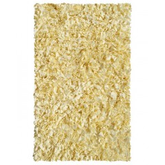 The Rug MarketKids Shaggy Raggy02205BYellow