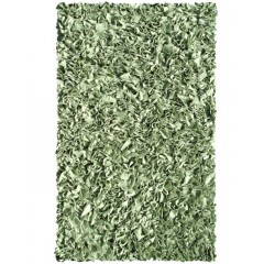 The Rug MarketKids Shaggy Raggy02208ASage Green
