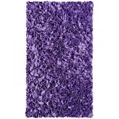 The Rug MarketKids Shaggy Raggy02224BPurple