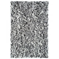 The Rug MarketKids Shaggy Raggy02255ASilver