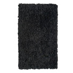 The Rug MarketKids Shaggy Raggy02256ABlack