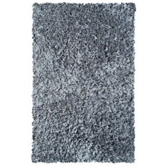 The Rug MarketKids Shaggy Raggy02280BGray