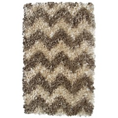 The Rug MarketKids Shaggy Raggy02284BNatural
