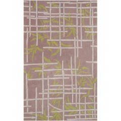 The Rug MarketLanai 25331DBrown-Beige-Grn