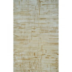 The Rug MarketMaison Anagola44495SIvory-Gold