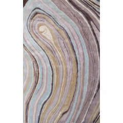 The Rug MarketMaison Rock44525SMulti-Lav-Cream