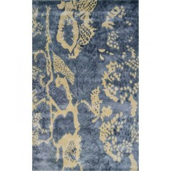 The Rug MarketMaison Uma44492SGray-Yellow