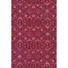 The Rug MarketMallorca 44317ABurgundy-Lavand
