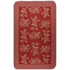 The Rug MarketManitou 05203FBurgundy-Rose