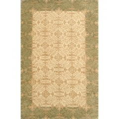 The Rug MarketMischa 42052DGreen-Bone