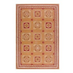 The Rug MarketOdeon 40124CGold-Coral