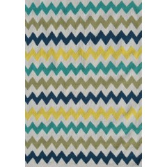 The Rug MarketPop Accents ChevronPA0108DMulti