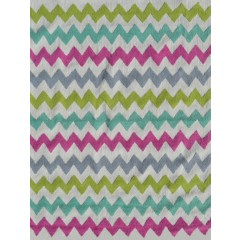 The Rug MarketPop Accents ChevyPA0104DMulti