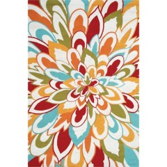 The Rug MarketResort Bloom25352DMulti