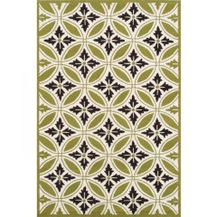 The Rug MarketResort Florin25299DGreen-Cream