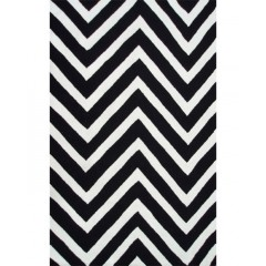 The Rug MarketResort Gamma25467DBlack-White