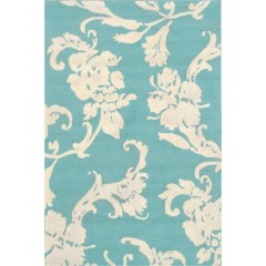 The Rug MarketResort Toulouse25288DBlue-Ivory