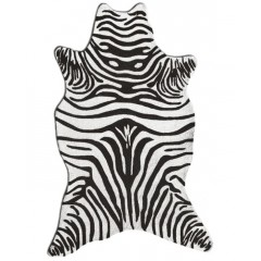 The Rug MarketResort Zebra25257DBlack-White