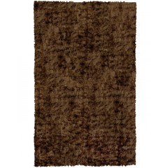 The Rug MarketSensual 01141DChocolate