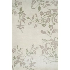 The Rug MarketWhimsy 44276DIvory-Green