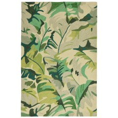 Trans OceanCapri1668/06 Palm Leaf Green