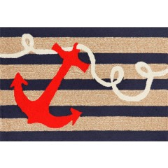 Trans OceanFrontporch1400/33 Anchor Navy