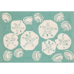 Trans OceanFrontporch1408/04 Shell Toss Aqua
