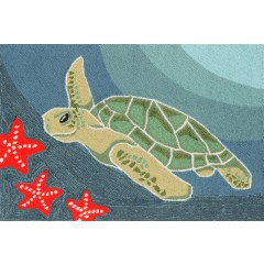 Trans OceanFrontporch1431/04 Sea Turtle Ocean