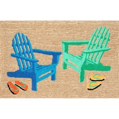 Trans OceanFrontporch1466/04 Adirondack Seaside