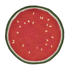 Trans OceanFrontporch1555/24 Watermelon Slice Red