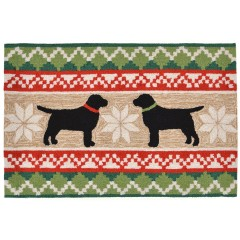 Trans OceanFrontporch1565/12 Nordic Dogs Neutral