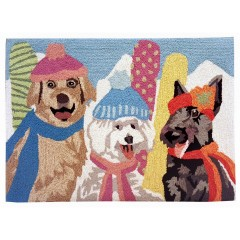 Trans OceanFrontporch1832/44 Ski Bunnies Multi