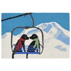 Trans OceanFrontporch1842/11 Ski Lift Love Winter