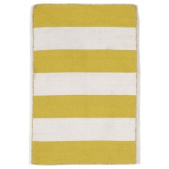 Trans OceanSorrento6302/09 Rugby Stripe Yellow