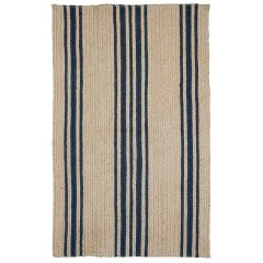 HomespiceJute BraidedMason FarmhouseBrown