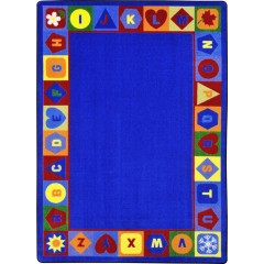 Joy CarpetKid EssentialsSeasons & Shapes AlphabetMulti