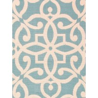 Jaipur Rugs Bloom Scrolled BLO13 Blue/Taupe