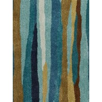Jaipur Rugs Cascade Brooklyn CAS10 Blue/Green