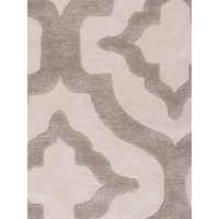 Jaipur Rugs City Star CT78 Ivory/White