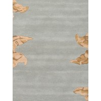 Jaipur Rugs Coastal Seaside Fairview COS35 Gray/Green