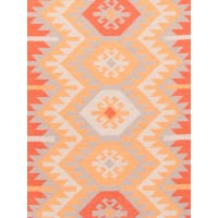 Jaipur Rugs Desert Emmett DES07 Orange/Yellow