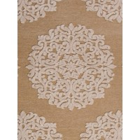 Jaipur Rugs Fables Mythical FB126 Ivory/Tan
