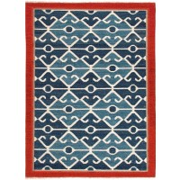 Jaipur Rugs Anatolia Sultan AT03 Blue-Red