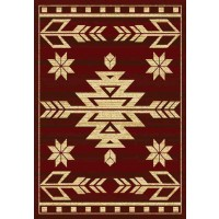 United Weavers Affinity Teton Red
